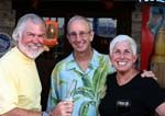 Gary, Wally, Gail - Eat at Joe's Crabshack