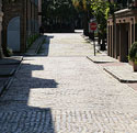 Old cobblestone street Charleston Guide