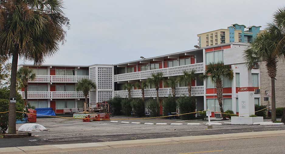 Sea Palms Motel Myrtle Beach