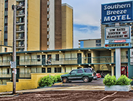 Southern Breeze Motel, 1901 S Ocean Blvd