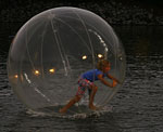 Water Balls - Walk on water!